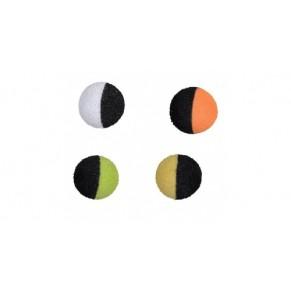 Foam Twin Color Balls 10mm 16pcs Prologic - Фото