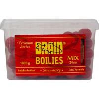 Strawberry Soluble 1000gr 24mm бойлы Brain