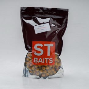 Boilies Sweetcorn 20mm 1kg бойлы ST Baits - Фото