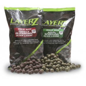 LayerZ Bloodworm 18 mm 800 gr motyl Starbaits - Фото