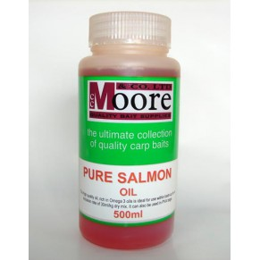 Pure Salmon Oil 500ml масло CC Moore - Фото