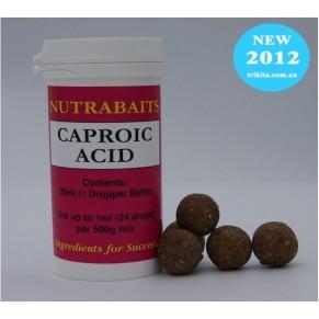 Caproic ACID 20мл добавка Nutrabaits - Фото