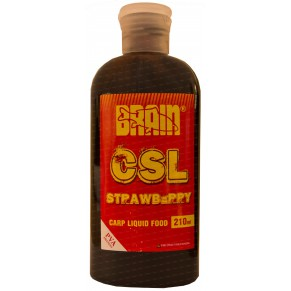 C.S.L. Strawberry 210ml Brain - Фото