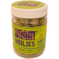 Green Peas Soluble 16mm, 20mm 200gr бойлы Brain