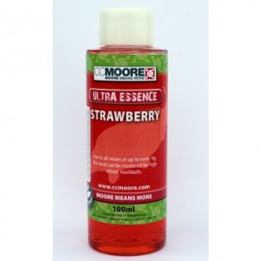 Ultra Strawberry Essence 100ml аттрактант CC Moore - Фото