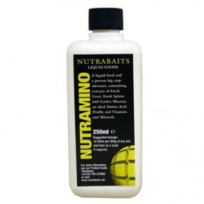 Nutramino 250ml питательная добавка Nutrabaits - Фото