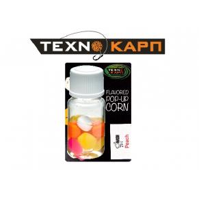 Texno Corn Peach Nash Pop-Up силиконовая кукуруза Texnokarp - Фото