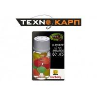 Texno Balls Cranberry Nutrabaits силиконовый шарик Texnokarp