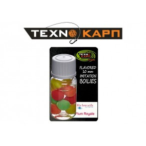 Texno Balls Plum Royale Richworth силиконовый шарик Texnokarp - Фото