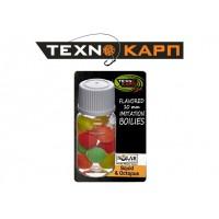 Texno Balls Squid & Octopus Solar силиконовый шарик Texnokarp