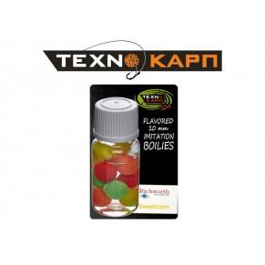 Texno Balls Sweetcorn Richworth силиконовый шарик Texnokarp - Фото