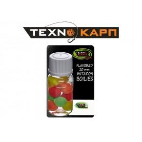 Texno Balls Tutti-Frutti Richworth силиконовый шарик Texnokarp - Фото