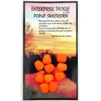 Pop Up Sweetcorn Fluoro Orange Enterprise Tackle