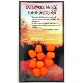 Pop Up Sweetcorn Fluoro Orange насадка Enterprise Tackle - Фото