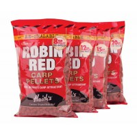 Robin Red Carp Pellets 6mm, Dynamite Baits