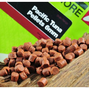 Pacific Tuna Pellets 6mm 1kg, CC Moore - Фото