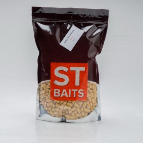 Sweetcorn Fish Pellets 1kg, ST Baits - Фото
