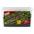 Carp pellets 1000gr 8mm пеллетс Brain