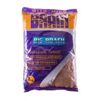 Premium Big Roach 1kg прикормка Brain