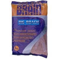 Big Roach 1kg прикормка Brain