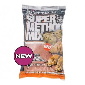 Super Method Mix Red 2kg Bait Tech - Фото