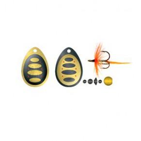 Ball Concept #5, BC5 B01-004 вертушка, 18гр блесна Pontoon 21 - Фото