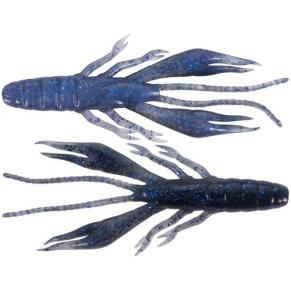 """Waver Shrimp 2.8"""" Black/Blue Shrimp Jackall - Фото"""