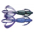 "Crazy Flapper 3,6"" 408 Electric June Bug Keitech"