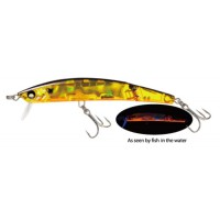 F1051-HGBL Crystal 3D Minnow Jointed (F) 130mm YoZuri