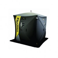 Outpost 2-3 Man Hub Shelter Black 178х178х203 Frabill