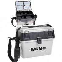 Зимний ящик пластиковый низкий Salmo 38х24,5см; h-29см