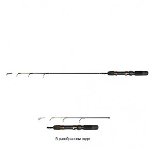 POWER STICK ICE ROD 65sm Salmo - Фото