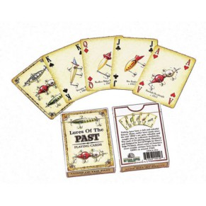 Antique Lure Playing Cards Riversedge - Фото