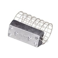 River metal feeder (45x30mm) 60гр. кормушка Texnokarp