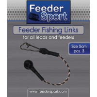 Feeder Fishing Links 5 отвод фидерный FeederSport