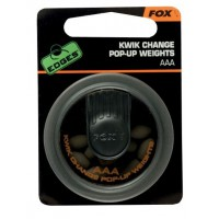 Edges Kwick Change Pop-up Weight BB Fox