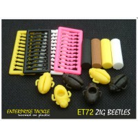 Zig Beetles New Enterprise Tackle
