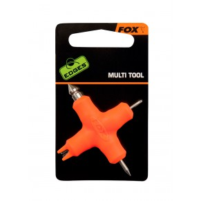 Edges Multi Tool монтажный мультиинструмент Fox - Фото