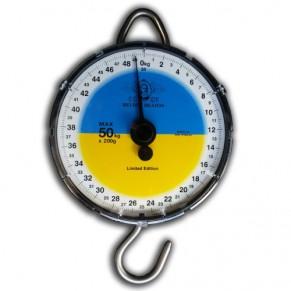 Standard 4000 Series Scale Ukraine 50kg x 200g Limited Edition весы Reuben Heaton - Фото