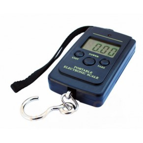 Portable Scale Electronic 40 кг весы - Фото