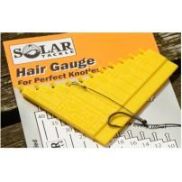 Hair Gauge Tool измеритель волоса Solar...