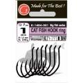 Cat Fish Ring BN #10/0 5шт крючки Gurza