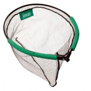 Landing net competition nylon 45 5mm Sensas - Фото