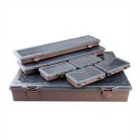 Green Tackle Organizer 6+1 BoxSystem, Prologic