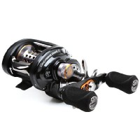 Revo Power Crank 6-L Reel Lowprofile LH Abu Garcia
