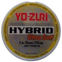 Hybrid Ultra Soft Fishing Line  275 Yards 0.08мм леска YoZuri