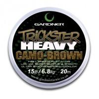 Trickster Heavy Camo Brown 15lb (6.8kg) Gardner