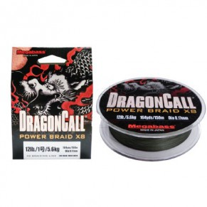 Dragon Call Power Braid X8 3 35lb, Megabass - Фото