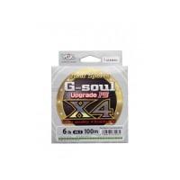 G-Soul X4 Upgrade 100m #0.2/max 4lb шнур YGK