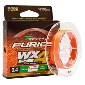 Intech Furios PE WX4 150m #1,0 YGK - Фото